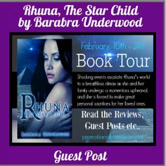 Guest Post by author Barbara Underwood