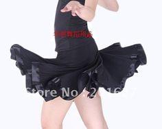 Free Shiping, NEW Latin salsa Ballroom Dance Dress #P0top & skirt-in Ballroom from Apparel & Accessories on Aliexpress.com