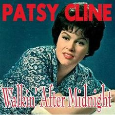 Patsy Cline- I can admit I like a weee bit o country, but this is old school, and the voice of an angel!