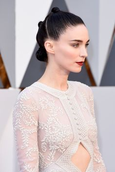 Rooney Mara–and 9 other best beauty looks from the Oscars
