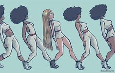 Beyoncé  Formation Music Video Art