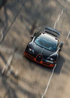 Bugatti Veyron super sport by Jack Høier on 500px