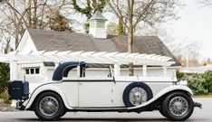 Carlton Drophead Coupé for Ronald Henry White Henderson Rolls Royce Phantom, Antique Cars, The Unit, Style, Cutaway, Vintage Cars, Swag, Outfits