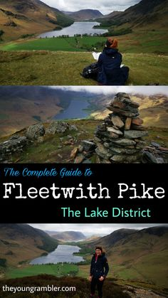 Fleetwith Pike - The Young Rambler Three Lakes, Visit Uk, Travel England, Cumbria, Travel Scrapbook, Lake District, Staycation, Holiday Destinations, Outdoor Activities