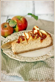 Dulce de Leche: Škoricovo jablkový cheesecake