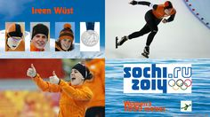 2014 Sochi Winter Olympics Speed Skating: Women's 5000 metres Ireen Wüst: Silver