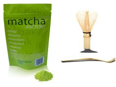 Giveaway #149: Win a Ceremonial Matcha with scoop and whisk