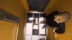 Soooo cool! LG: Elevator, So real it's scary