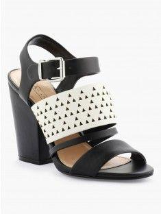 Sandales ajourées