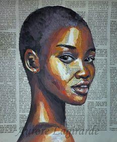 Pencil Portraits - Sourires Lointains: -portrait dAfrique - Discover The Secrets Of Drawing Realistic Pencil Portraits.Let Me Show You How You Too Can Draw Realistic Pencil Portraits With My Truly Step-by-Step Guide. Portrait Au Crayon, L'art Du Portrait, Pencil Portrait, Drawing Sketches, Pencil Drawings, Art Drawings, Horse Drawings, Drawing Ideas, African American Art