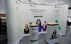 University of Northampton - for employability Campaign, University, England, Student, Education, College Students, Teaching, English, Onderwijs