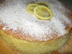 Citronová babeta - upečte krásné, nadýchané těsto, které voní po citronech.
