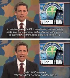 SNL weekend update with Seth Meyers...so funny!