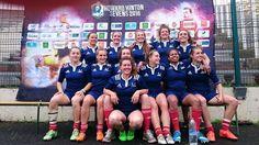 Rugby : nouveau titre pour la nogentaise Justine Vergnaud avec l'équipe de France universitaire - Le Perche - 24/05/2016 Rugby, Justine, Tours, Gamer Girls, Baby Born, Football