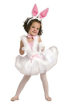 New ideas fashion dresses for kids tutus Dance Recital Costumes, Jazz Costumes, Ballet Costumes, Bunny Costume Kids, Rabbit Costume, Frocks For Girls, Tutus For Girls, Dance Fashion, Kids Fashion