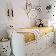 Room Design Bedroom, Girl Bedroom Designs, Home Room Design, Room Ideas Bedroom, Small Room Bedroom, Bedroom Decor, White Bedroom, Small Room Design, Minimalist Room