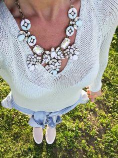 #jewelry #necklaces #spring #ninojewelry #beautiful