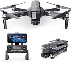 Amazon.com : drones with camera for adults Drone App, Drone Quadcopter, Fly App, Rc Drone With Camera, Micro Drone, 4k Photos, Folding Camera, Drone For Sale, Motors
