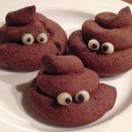 drie drolletjes koekje