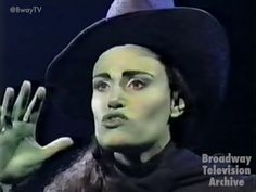 """Idina Menzel - """"Defying Gravity"""" - WICKED (Late Show with David Letterman) - YouTube"""
