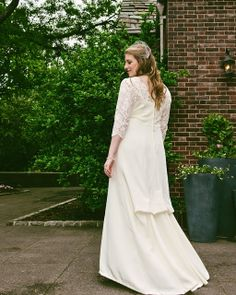 Simplicity patroon - mouwtjes Restless Grace: 10 Things to Know About Making My Own Wedding Dress (WITH PHOTOS!)