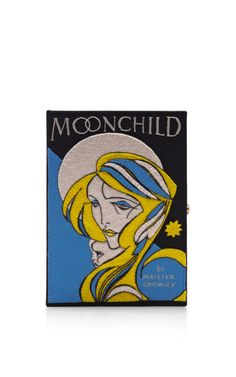 Limited Edition Moonchild Book Clutch http://modaoperandi.com/olympia-le-tan/fw14/rtw-2608/item/limited-edition-moonchild-book-clutch-298448