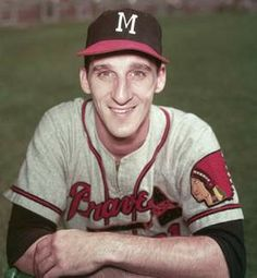 Warren Spahn - elected to National Baseball Hall of Fame in 1973