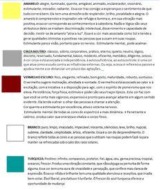 Trabalho sobre a paleta de 5 cores escolhidas.