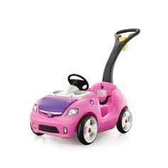 Pink Whisper Ride Buggy on Amazon today for $59.99 & eligible for FREE Super Saver Shipping find more at www.ddsgiftshop.com like us on facebook here www.facebook.com/pages/Amazon-Deals-for-Baby-and-Kids/133650136817807