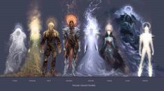 [The Valar]