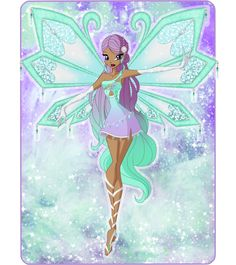 Bianca, Fairy of Glittering Jewels by Aryl-Phoenix
