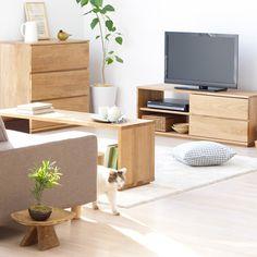 实木桌子板凳橡木宽度120×深37.5×高44厘米 无印良品网店