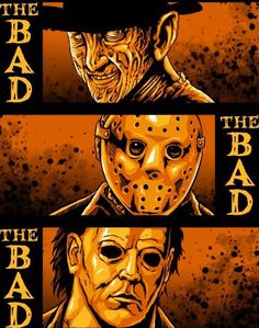 Hand-crafted metal posters designed by talented artists. We plant 1 tree for each purchased Displate. Horror Movies Funny, Horror Movie Characters, Classic Horror Movies, Scary Movies, Slasher Movies, Horror Films, Horror Posters, Horror Icons, Movie Posters