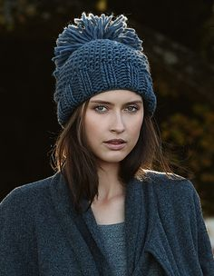 How to knit a bobble hat e4863b9193fc