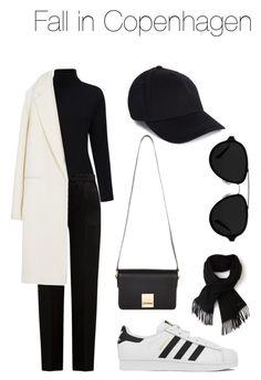 """""""Untitled #8"""" by ditteknight on Polyvore featuring 3.1 Phillip Lim, Jaeger, adidas, Lacoste, Preen, Alberta Ferretti, DKNY, women's clothing, women and female"""