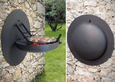 Attach a firepit to the Shed