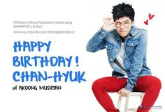Chan-Hyuk (Akdong Musician) •HAPPY B-DAY•