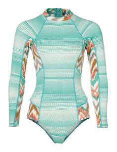 365 cella l/s b-suit Long Sleeve Swim Top, Long Sleeve Bikini, One Piece Swimwear, Bikini Swimwear, E Skate, Sup Yoga, Best Swimsuits, Surf Wear, Leggings