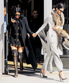 Kendall and Kylie Jenner are one stylish pair of siblings.