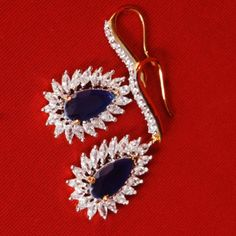 American Diamond Small Earrings