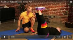Total Body Reboot Fitness Series: Part 4