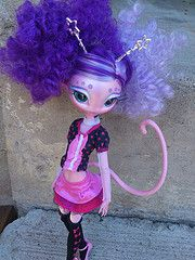 The World's Best Photos of doll and novi Star Monsters, Cute Monsters, Novi Stars, Monster High Clothes, World Best Photos, Ooak Dolls, Custom Dolls, Diy Doll, Ball Jointed Dolls