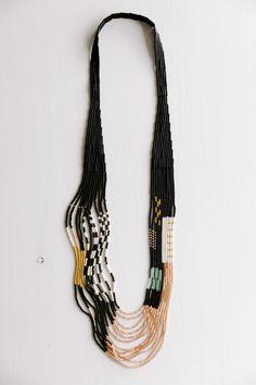 one-of-a-kind beadwork jewelry made by Minnesota artist Madison Holler Seed Bead Jewelry, Beaded Jewelry, Beaded Earrings, Tassel Necklace, Beaded Necklaces, Jewelry Accessories, Jewelry Design, Bugle Beads, Seed Beads