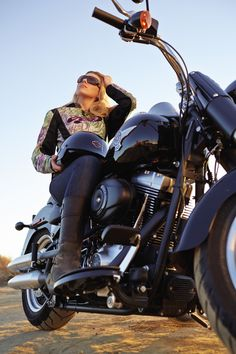 April is check your helmet month. When it comes to safety, beauty can't be only skin deep. | Harley-Davidson MotorClothes Helmet Guide