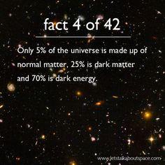 Dark matter and dark energy...
