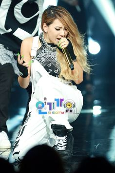 cl 2ne1.. my idol