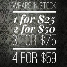 I also have facials!!! Www.brittanyfox08.myitworks. com, message me,  comment below ,  or 765-617-7751