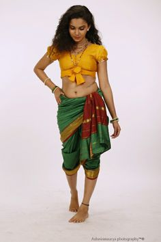 Cool 8 9 The Koli Women Are Decorative With Both Dress And Ornament And This Sari Of Nine Yards Of Cotton Fabric Is Draped Adeptly Over The Hips So That The Figure Is Graceful In Movement 10 EditUsage Lavani Performance By Smt Surekha
