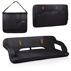 Arizona State Tailgating Couch - Reflex by Picnic Time