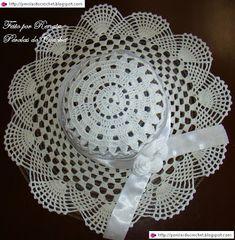 * Pérolas do Crochet: Chapéu de croche - O que deu errado nesse!